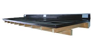 木製庇ガルバリウム(ブラック)